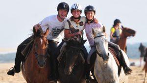 """Equitaion """"A la Carte """" Flexible Riding """" Aquitaine"""