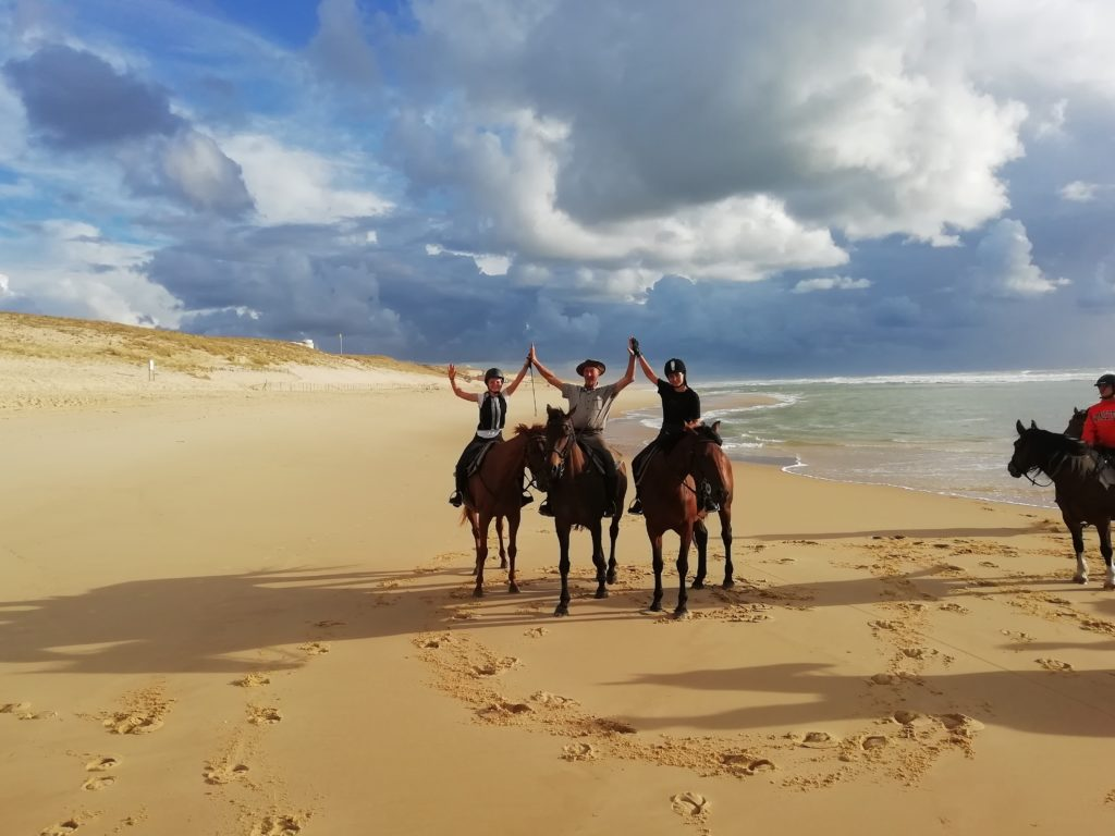 Show Jumping and English courses in Aquitaine