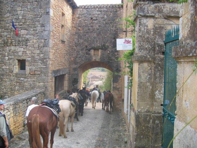 Bastides et châteaux forts