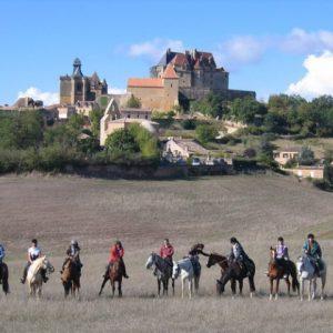 Périgord à cheval