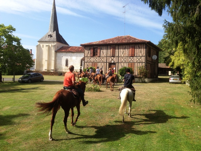 église de Lévignac