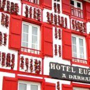 pimientos-despeletta pays basque